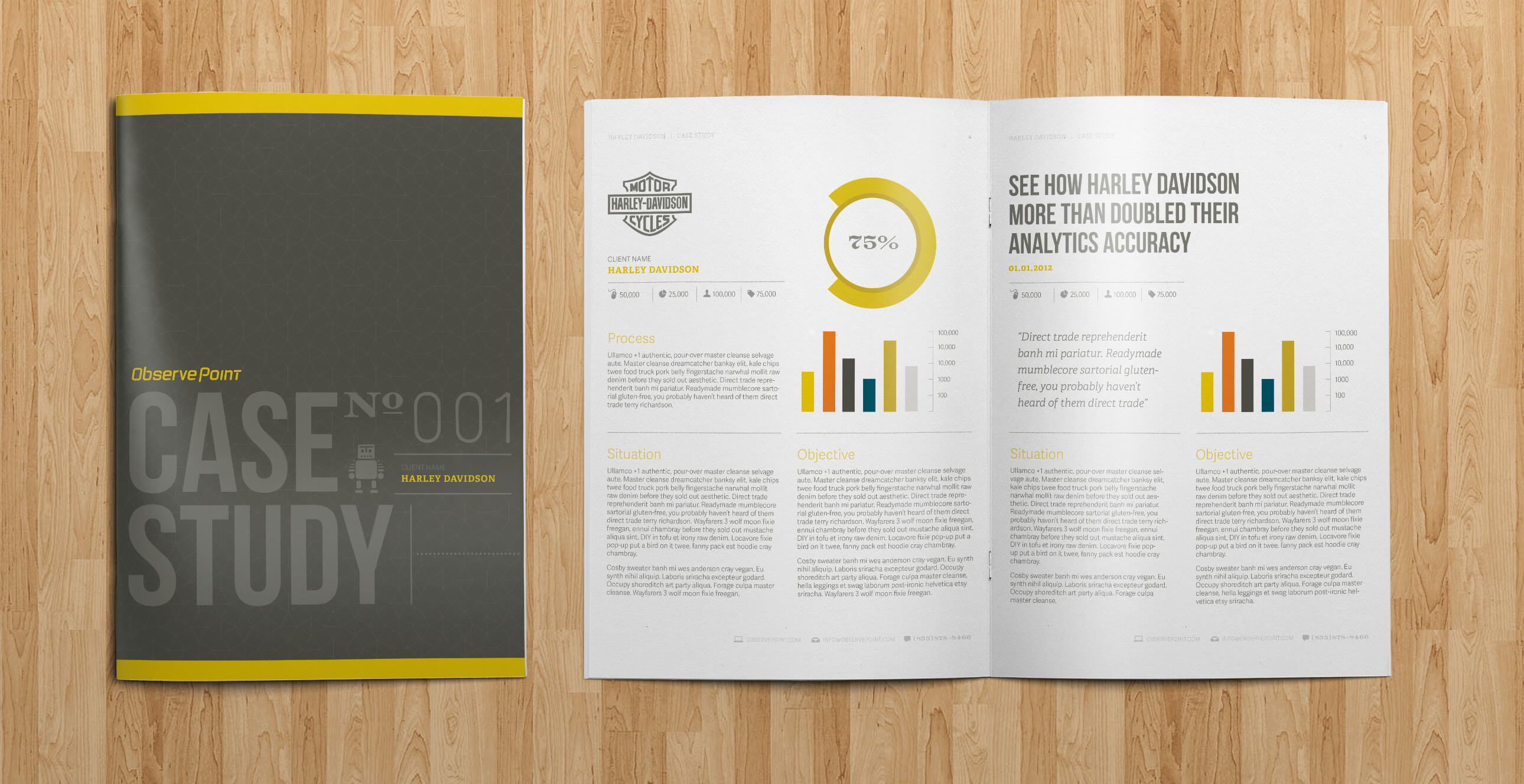 advertising agency case study