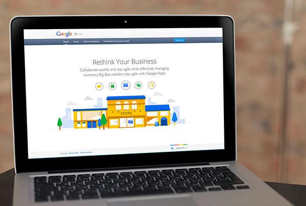 Google Retail Has Gone Google