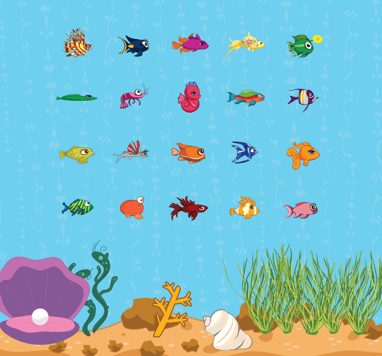 Bratz Fish Tank Game Design and Development