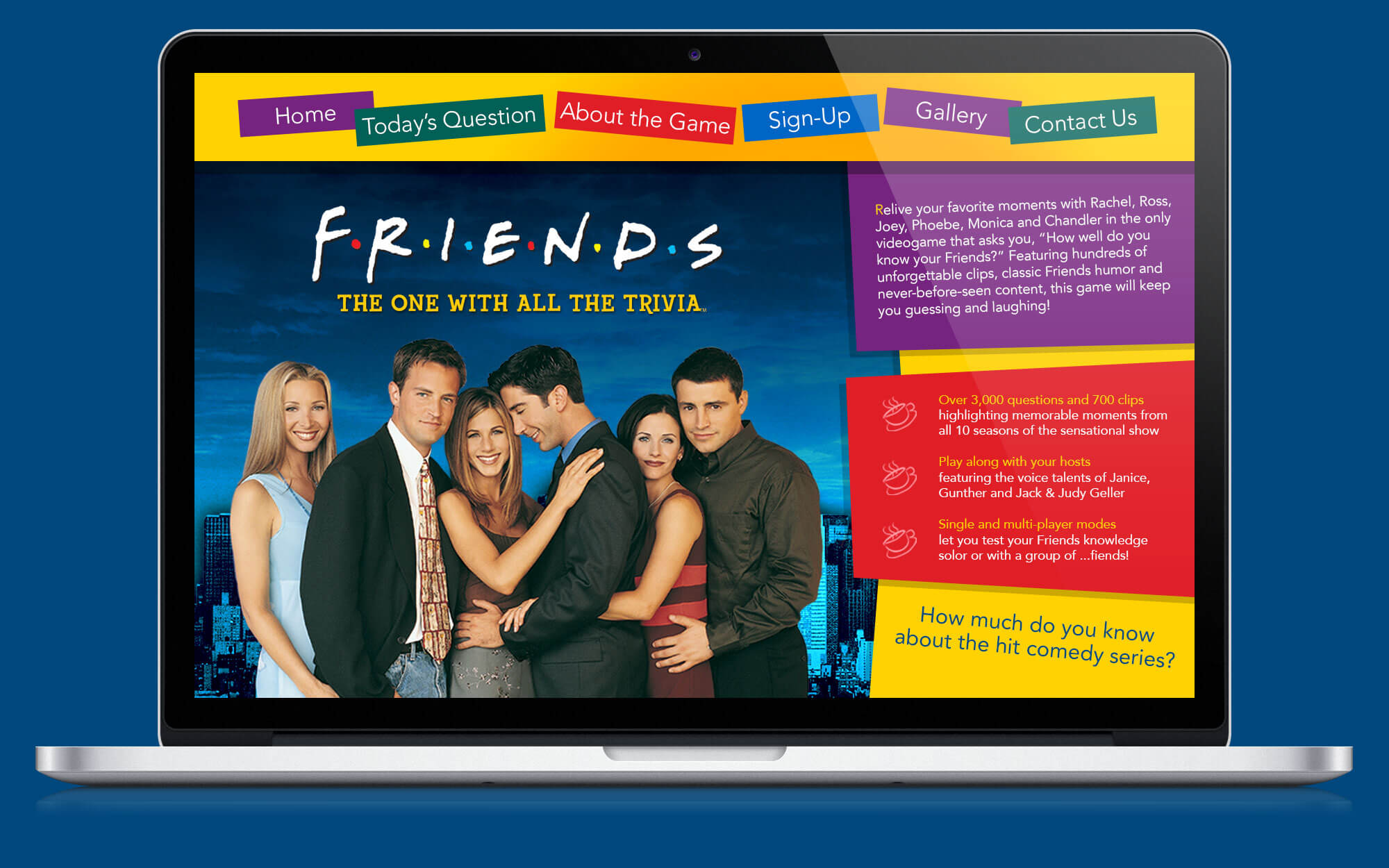 Site for friendship