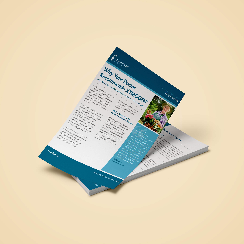 Vista Medical Center | Branding | Website Design | EKR